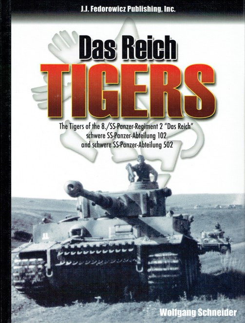 Image for DAS REICH TIGERS