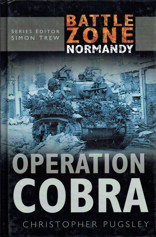 Image for BATTLE ZONE NORMANDY 12: OPERATION COBRA