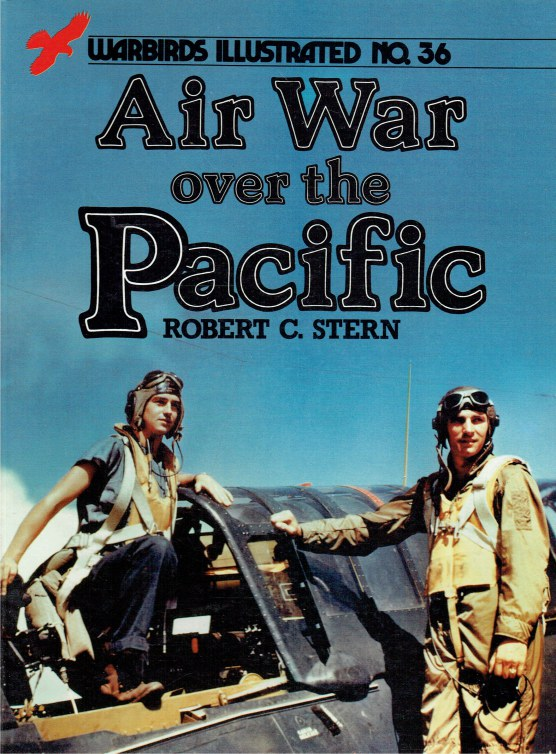 Image for WARBIRDS ILLUSTRATED NO.36: AIR WAR OVER THE PACIFIC