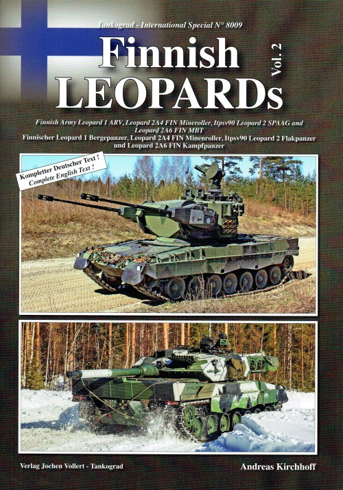 Image for FINNISH LEOPARDS VOL.2