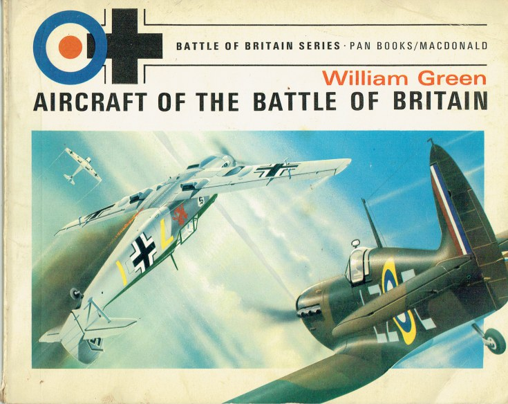 Image for AIRCRAFT OF THE BATTLE OF BRITAIN