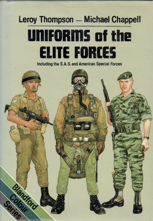 Image for UNIFORMS OF THE ELITE FORCES