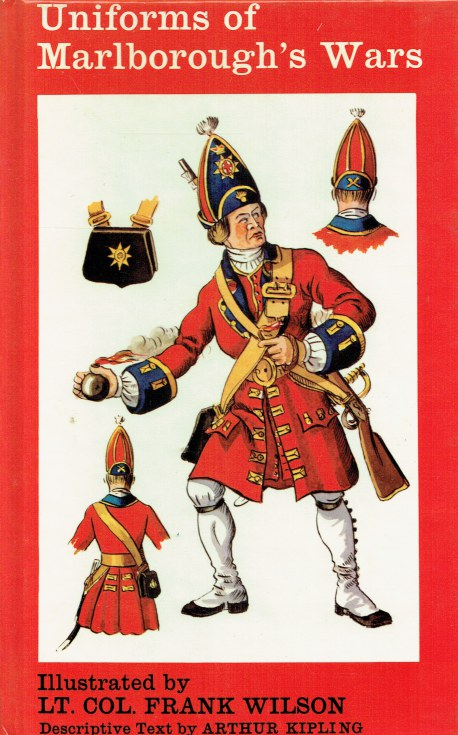 Image for UNIFORMS OF MARLBOROUGH'S WARS