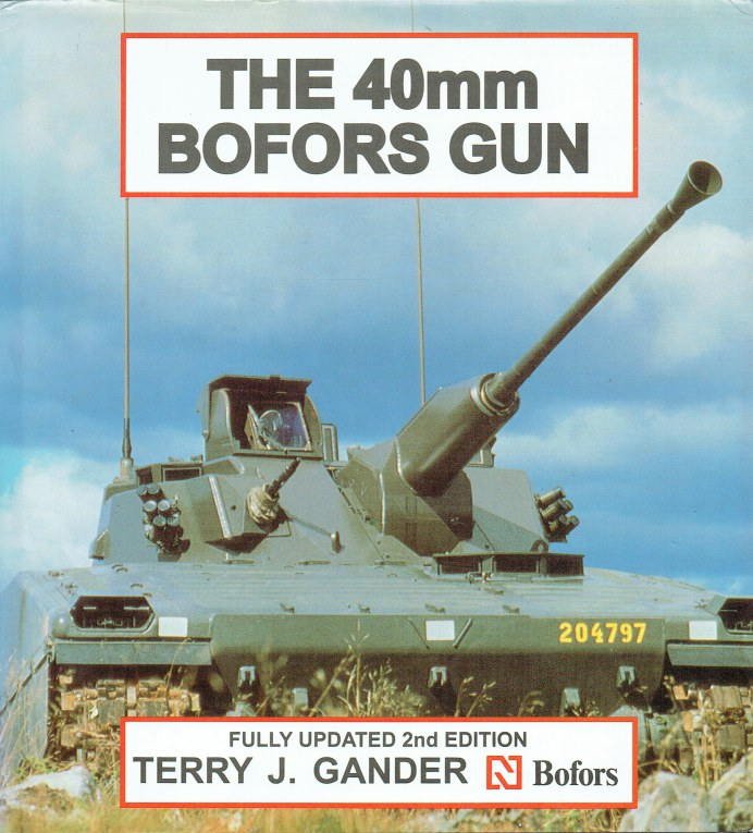 Image for THE 40MM BOFORS GUN (2ND EDITION)