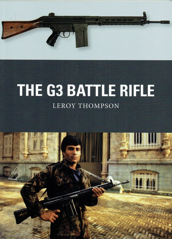 Image for THE G3 BATTLE RIFLE