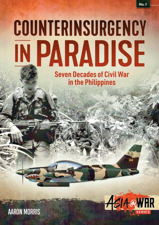 Image for COUNTERINSURGENCY IN PARADISE : SEVEN DECADES OF CIVIL WAR IN THE PHILIPPINES