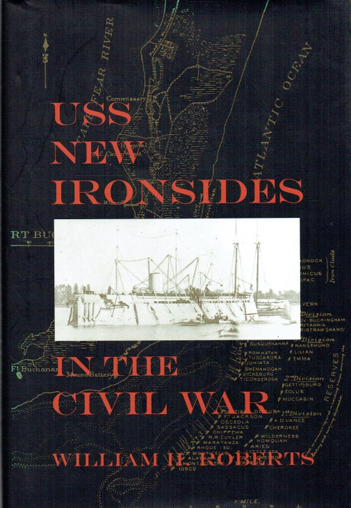 Image for USS NEW IRONSIDES IN THE CIVIL WAR