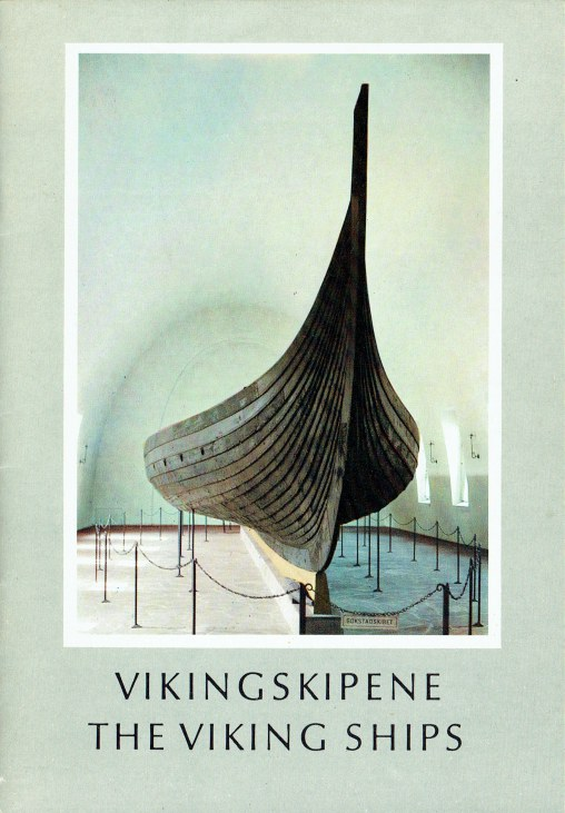 Image for GUIDE FOR THE VIKING SHIPS / FORER FOR VIKINGSKIPENE
