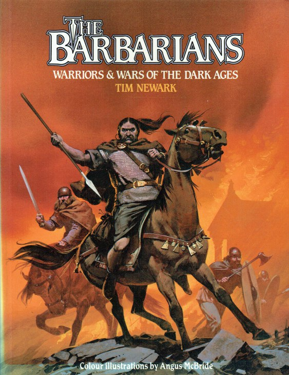 Image for THE BARBARIANS : WARRIORS & WARS OF THE DARK AGES
