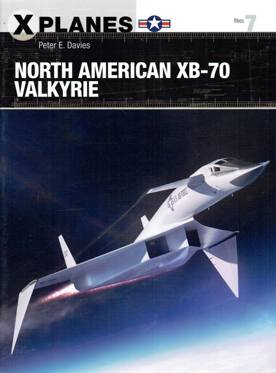 Image for NORTH AMERICAN XB-70 VALKYRIE