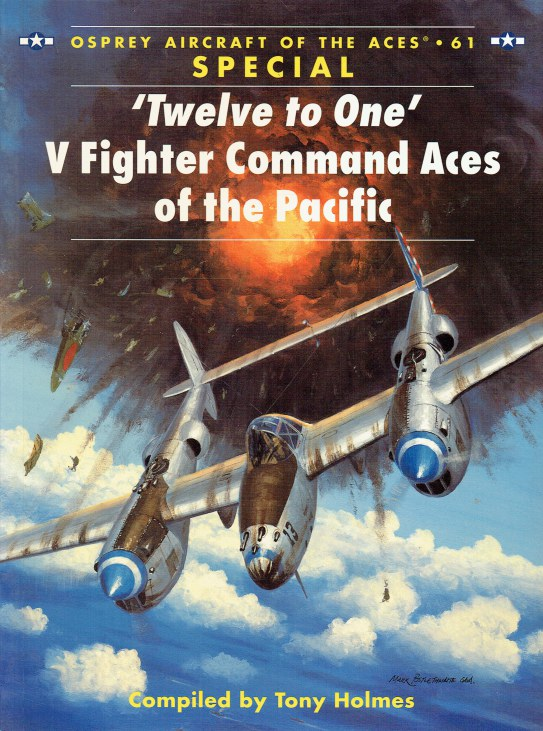 Image for 'TWELVE TO ONE' V FIGHTER COMMAND ACES OF THE PACIFIC