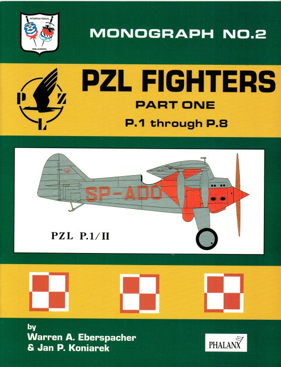 Image for POLAND'S PZL GULL-WING FIGHTERS PART ONE : P.1 THROUGH P.8