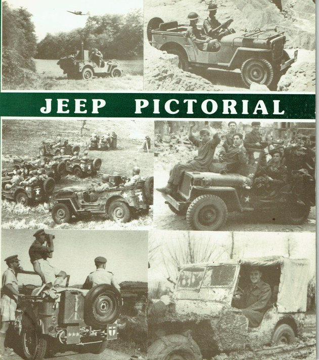 Image for JEEP 2 (JEEP PICTORIAL)
