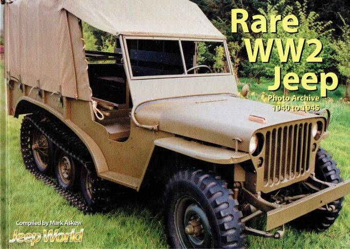 Image for RARE WW2 JEEP PHOTO ARCHIVE 1940 TO 1945