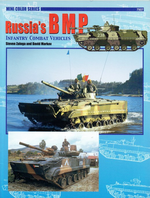 Image for RUSSIA'S BMP INFANTRY COMBAT VEHICLES