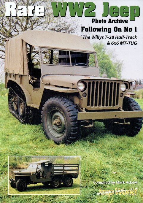 Image for RARE WW2 JEEP PHOTO ARCHIVE - FOLLOWING ON NO.1