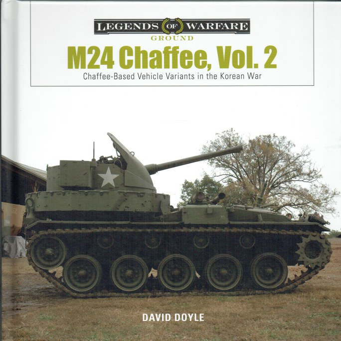 Image for M24 CHAFFEE, VOL.2: CHAFFEE-BASED VEHICLE VARIANTS IN THE KOREAN WAR