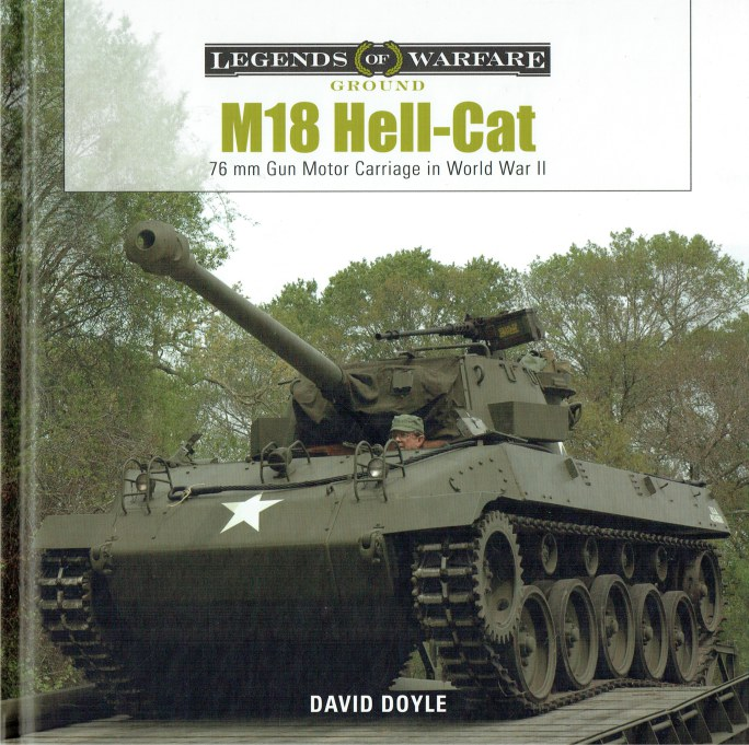 Image for M18 HELL-CAT : 76 MM GUN MOTOR CARRIAGE IN WORLD WAR II