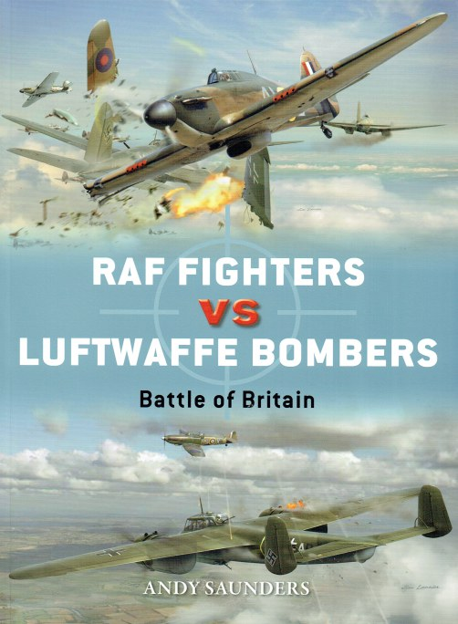 Image for RAF FIGHTERS VS LUFTWAFFE BOMBERS : BATTLE OF BRITAIN