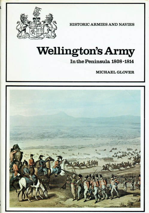Image for WELLINGTON'S ARMY IN THE PENINSULA 1808-1814