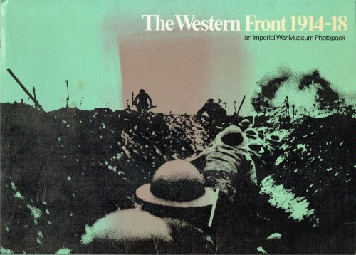 Image for THE WESTERN FRONT 1914-18 : AN IMPERIAL WAR MUSEUM PHOTOPACK
