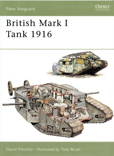 Image for BRITISH MARK I TANK 1916