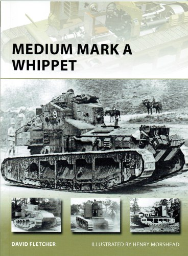 Image for MEDIUM MARK A WHIPPET