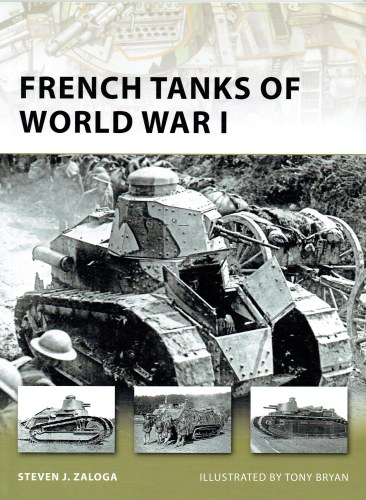 Image for FRENCH TANKS OF WORLD WAR I