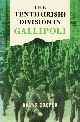 Image for THE TENTH (IRISH) DIVISION IN GALLIPOLI