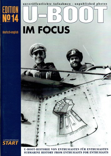 Image for U-BOOT IM FOCUS: EDITION NO.14