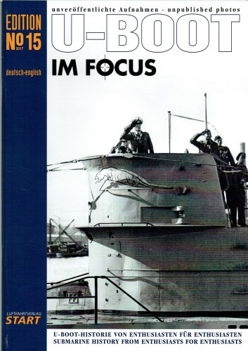 Image for U-BOOT IM FOCUS: EDITION NO.15