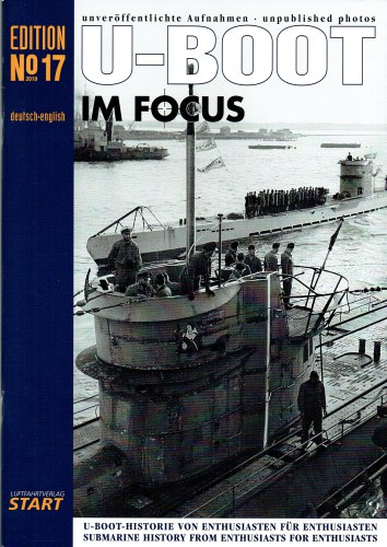 Image for U-BOOT IM FOCUS: EDITION NO.17
