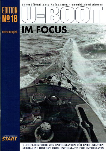 Image for U-BOOT IM FOCUS: EDITION NO.18
