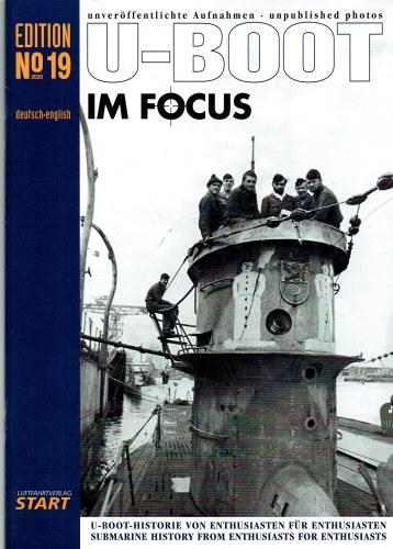 Image for U-BOOT IM FOCUS: EDITION NO.19