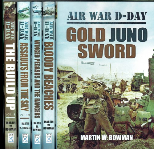 Image for AIR WAR D-DAY : FIVE VOLUME SET