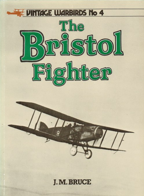 Image for VINTAGE WARBIRDS NO.4: THE BRISTOL FIGHTER