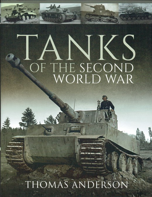 Image for TANKS OF THE SECOND WORLD WAR