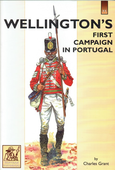 Image for WELLINGTON'S FIRST CAMPAIGN IN PORTUGAL