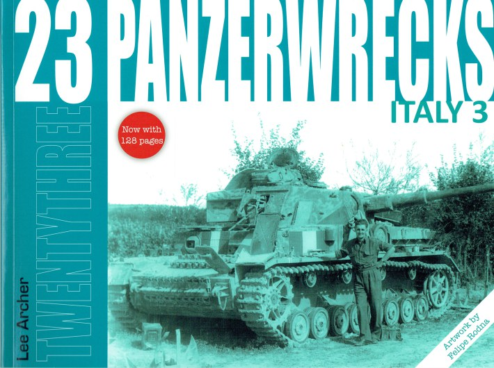 Image for PANZERWRECKS 23: ITALY 3