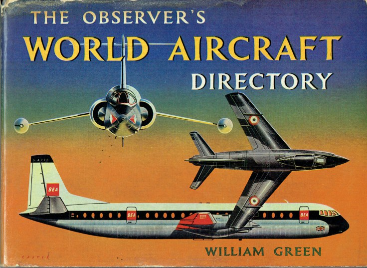 Image for THE OBSERVER'S WORLD AIRCRAFT DIRECTORY