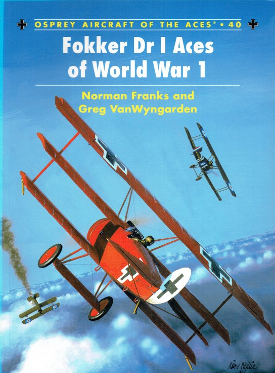 Image for FOKKER DR I ACES OF WORLD WAR 1