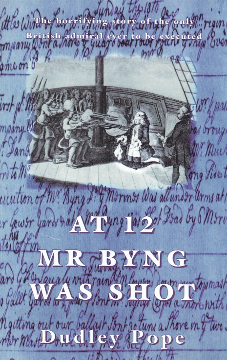 Image for AT 12 MR BYNG WAS SHOT