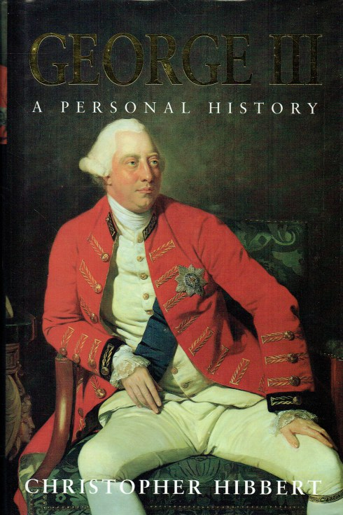 Image for GEORGE III : A PERSONAL HISTORY