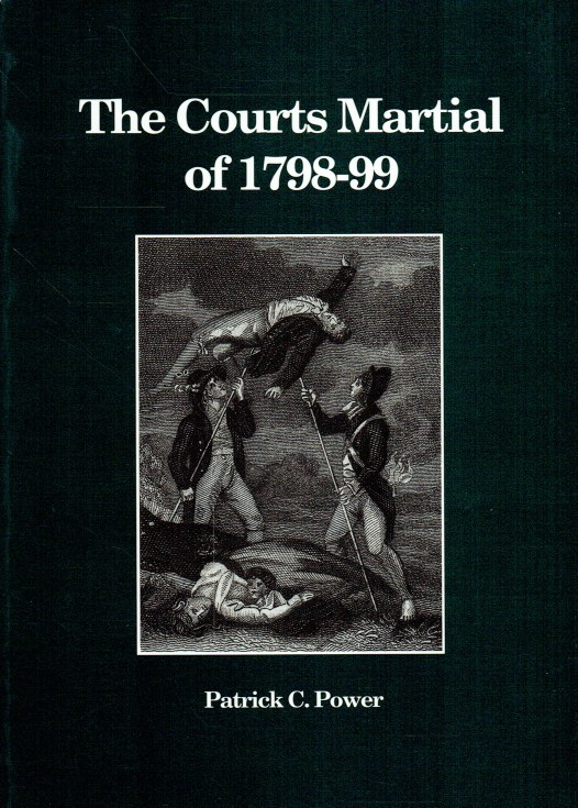 Image for THE COURTS MARTIAL OF 1798-99