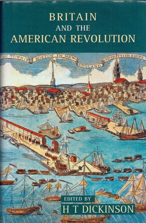 Image for BRITAIN AND THE AMERICAN REVOLUTION