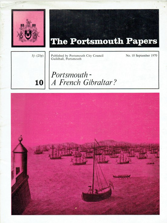 Image for PORTSMOUTH - A FRENCH GIBRALTAR?