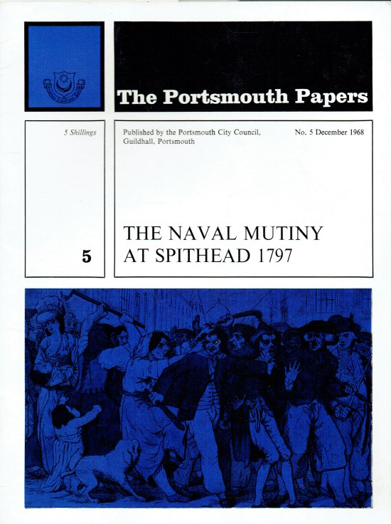 Image for THE NAVAL MUTINY AT SPITHEAD 1797
