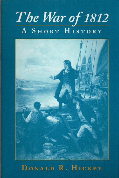Image for THE WAR OF 1812 : A SHORT HISTORY