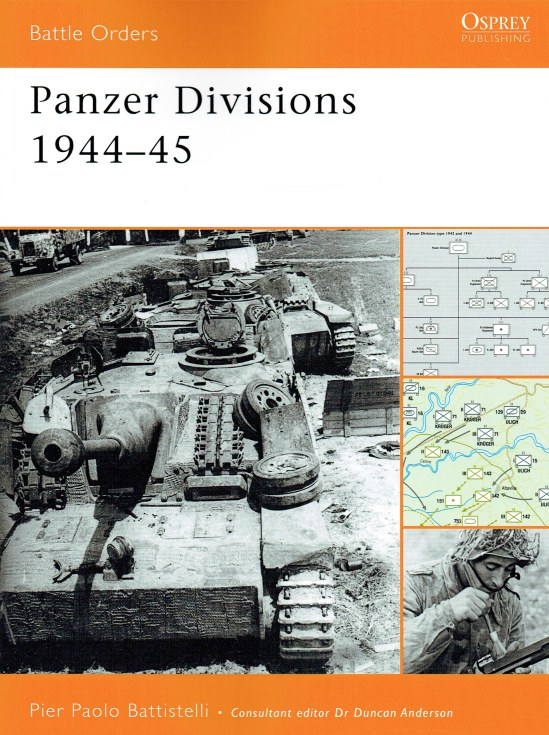 Image for PANZER DIVISIONS 1944-45